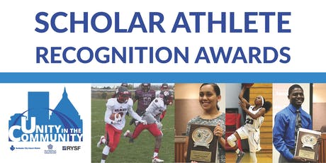 Scholar Athlete Recognition Awards tickets
