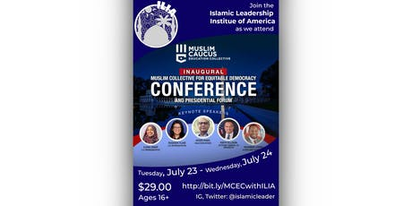 Muslim Caucus Education Collective 2019 Conference tickets