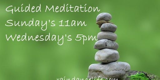 Guided Meditation Group with Barb