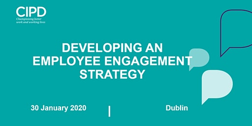 Developing an employee engagement strategy