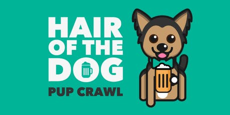Hair of the Dog - Pup Crawl Cardiff tickets