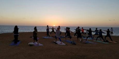 Motivation Monday Nite Sunset Vinyasa Surf Flow! tickets