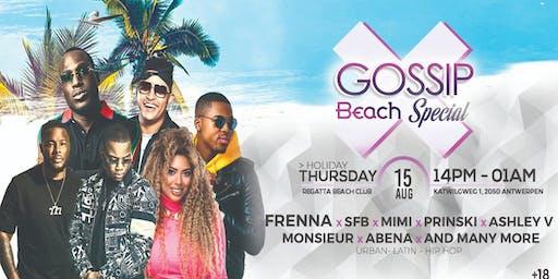 GOSSIP BEACH SPECIAL X FRENNA