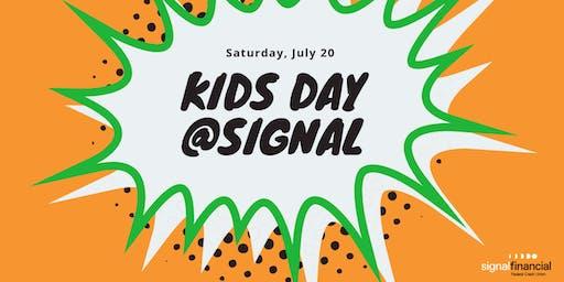 Kids Day @ Signal