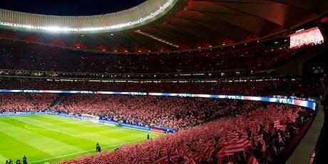 Club Atlético de Madrid v Real Madrid CF - VIP Hospitality Tickets entradas