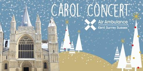 Carol Concert 2019 - Air Ambulance Kent Surrey Sussex  tickets