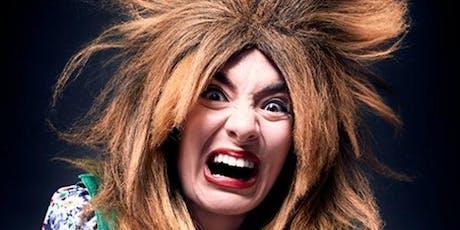 Tina Turner Tea Lady & Freaks- Edinburgh Preview tickets