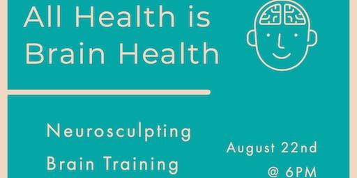 Neurosculpting Workshop   Health