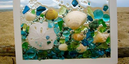 Framed Glass Art Class @ Harvest of Barnstable ~ Falmouth