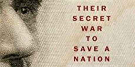 Cottage Conversation: Lincoln's Spies: Their Secret War to Save a Nation tickets