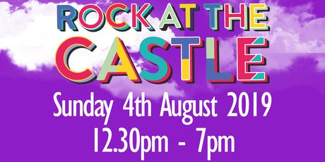 Rock At The Castle tickets