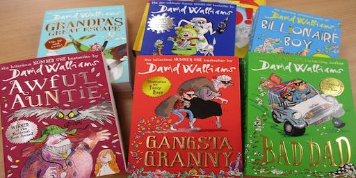 Celebrate the World of David Walliams! (Garstang)