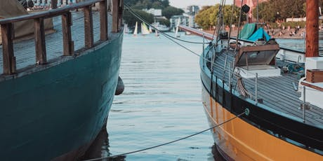 Hidden Harbour | Tour 1 (Floating Harbour) tickets