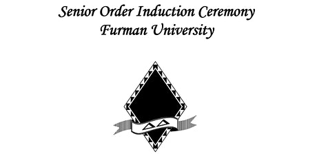 Senior Order Induction Ceremony 2020 tickets