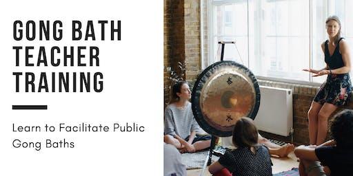 Gong Bath Teacher Training