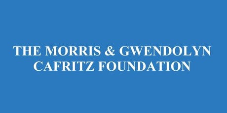 The Morris and Gwendolyn Cafritz Foundation Question and Answer Forum tickets