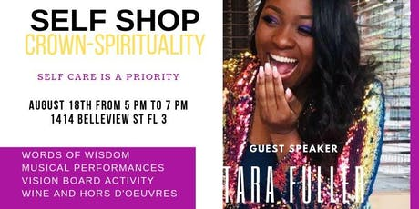 Self Shop: Crown-Spirituality tickets