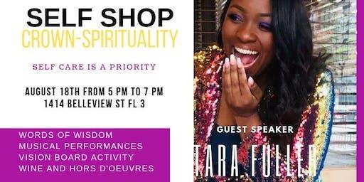 Self Shop: Crown-Spirituality
