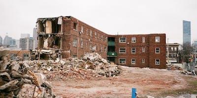Refusing Gentrification: Community Arts & Practice(s)