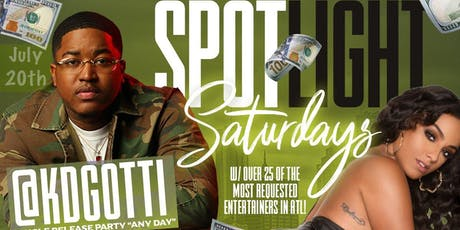 SPOTLIGHT SATURDAYS! Grand Opening tickets