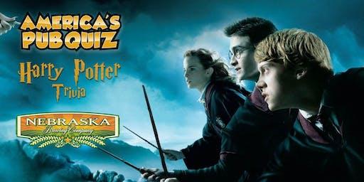 Harry Potter Trivia with America's Pub Quiz - Taproom