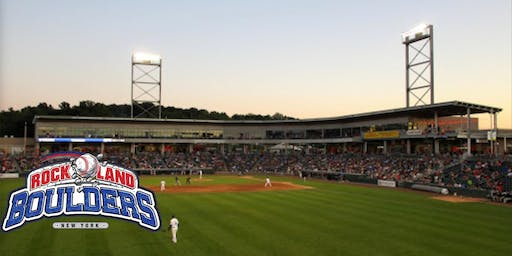 Hudson Valley P-Tech Night at the Rockland Boulders