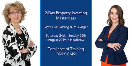 2-Day Property Investing Masterclass  tickets
