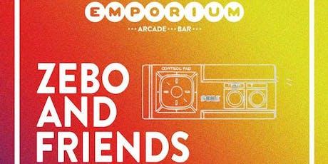 Zebo & Friends DJ Party tickets