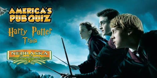 Harry Potter Trivia With America's Pub Quiz - Pub