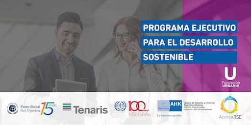 Programa Ejecutivo para el Desarrollo Sostenible 2019