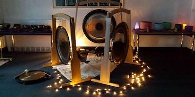 Sacred Sound Inspirations Yuletide Gong Bath Eppin
