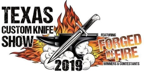 2nd Annual Texas Custom Knife Show tickets