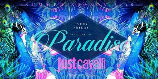 Venerdi - Paradise Just Cavalli Porto Cervo