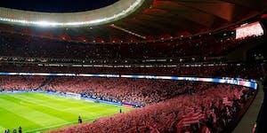 Club Atlético de Madrid v FC Barcelona - VIP...