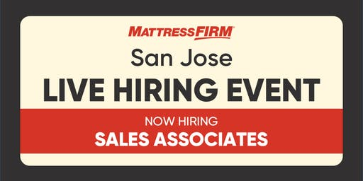 San Jose - On-the-Spot Interviews