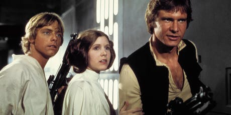 Star Wars: Episode IV A New Hope (1977) - Community Cinema tickets