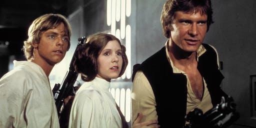 Star Wars: Episode IV A New Hope (1977) - Community Cinema