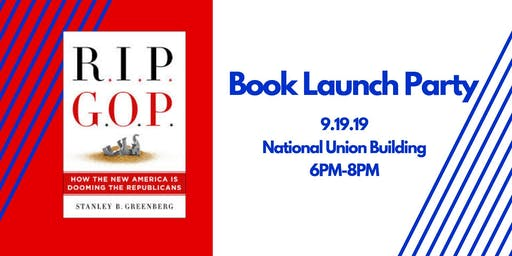RIP GOP Book Launch Party