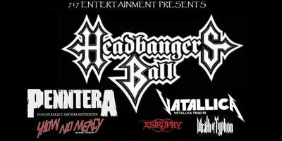 Headbangers Ball Tour Featuring PENNTERA