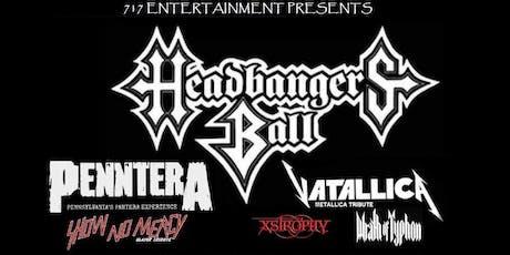 Headbangers Ball Tour Featuring PENNTERA tickets
