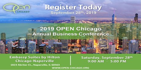 OPEN Chicago Annual Business Conference 2019 tickets