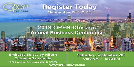 OPEN Chicago Annual Business Conference 2019