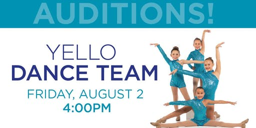 Yello Dance Team Auditions