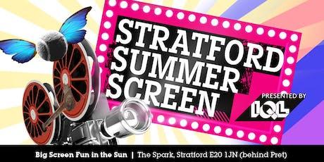 Stratford Summer Screen Presents: IQL FAMILY DAY - AARDMAN tickets