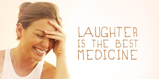 Laughter Meditation!