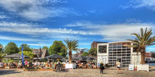 Release Pop-up-Beachgym + gratis drankje op Stadsstrand