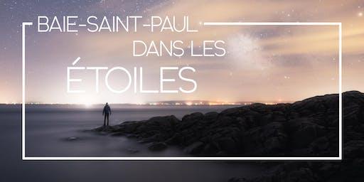 Baie-Saint-Paul dans les étoiles