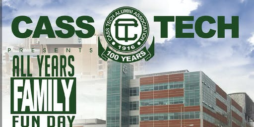2019 Cass Tech All-Years Picnic & Family Fun Day