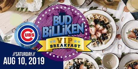 Chicago Cubs presents the 90th Annual Bud Billiken Parade VIP Breakfast tickets