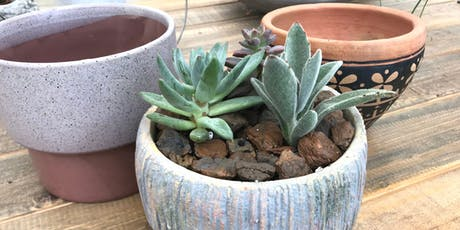 Succulent Diffuser Workshop - Fishers tickets